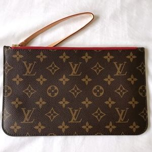 Louis Vuitton Neverfull MM / GM monogram Pouch